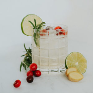 Winter Sans-gria Mocktail Recipe