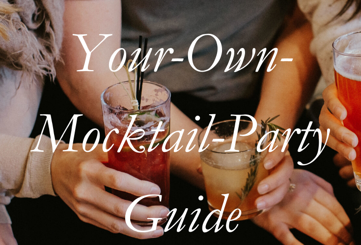 Mocktail Party Guide