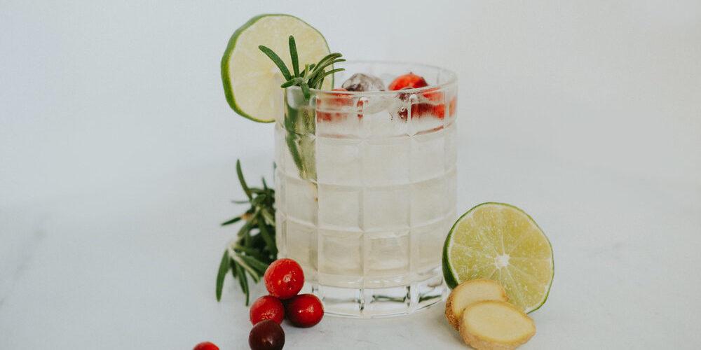 Winter Sans-gria Mocktail Recipe